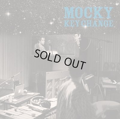 画像1: KEY CHANGE LP / MOCKY