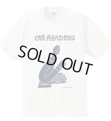 ON READING TEE by STOMACHACHE.