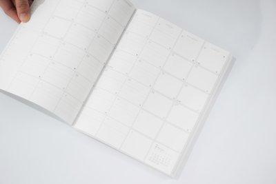 画像2: 【SALE PRICE!】schedule notebook 2021  / COUPGUT クーグート