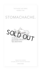 STOMACHACHE. THE POCKET ART SERIES NUMBER TWO / STOMACHACHE.
