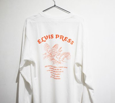 画像2: ELVIS PRESS LG SLEEVE TEE
