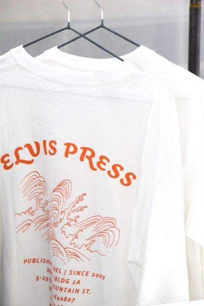 画像1: ELVIS PRESS LG SLEEVE TEE