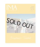 IMA 2020 Summer Vol.32 特集:現代写真の求道者、スティーブン・ショア