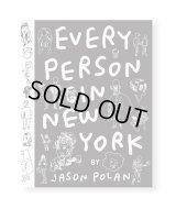 EVERYONE PERSON IN NEW YORK: VOL 2 / Jason Polan