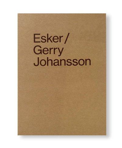 画像1: (SIGNED)ESKER by Gerry Johansson