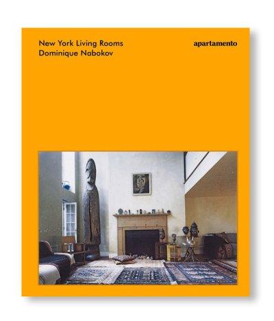 画像1: NEW YORK LIVING ROOMS / Dominique Nabokov
