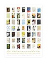 『平行書物展 〜Il libri parallela〜』POSTER