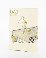 【平行書物展】ナガノチサト『LINE STORIES / ライン・ストーリーズ | J.D.Dalinger』
