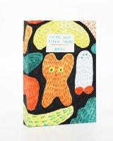 【平行書物展】多田玲子『Hairy and Super-Hairy / けだらけと超けだらけ | Baki』
